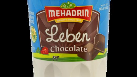 Mehadrin  Chocolate  Leben 6oz