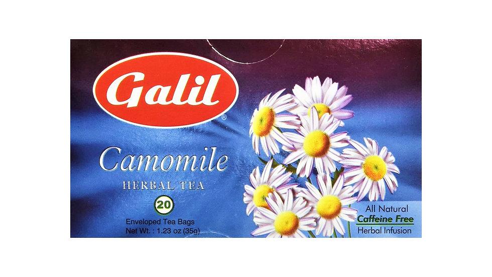 Galil Tea Camomile 20 pcs