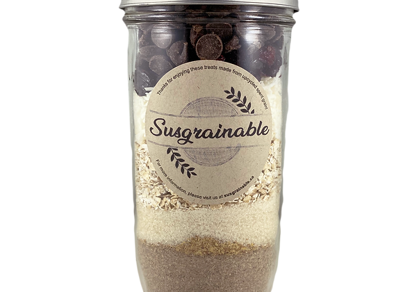Original Cookie Mix | By Susgrainable