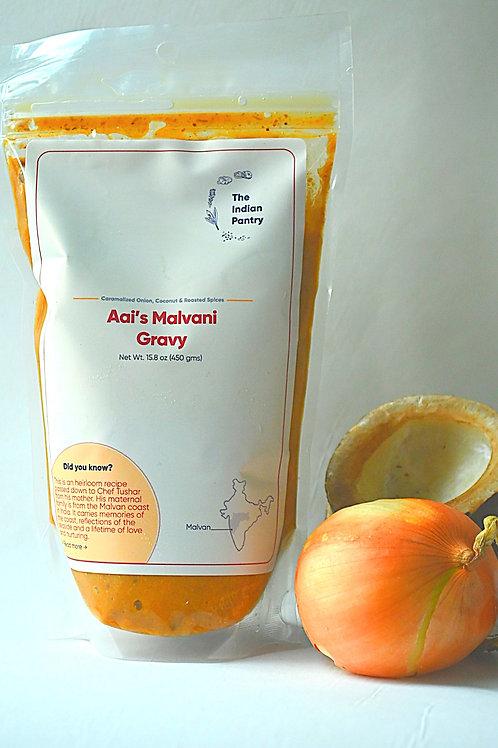 Aai's Malvani Gravy   By The Indian Pantry