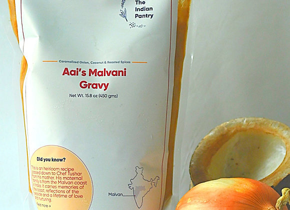 Aai's Malvani Gravy | By The Indian Pantry