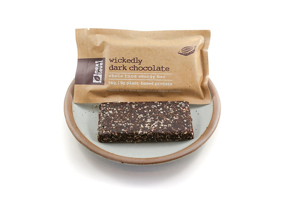 wickedly dark chocolate | By Next Level