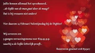 Valentijnsdag 2019