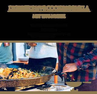 Paella live cooking + live muziek Vrijdag 31 juli
