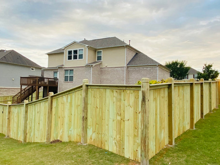 How To Care For A Wood Fence. 5 Tips Every Homeowner Needs To Know.