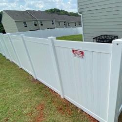 Advantages of Vinyl Fencing