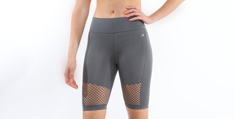 Malibu Seamless Shorts - Grey