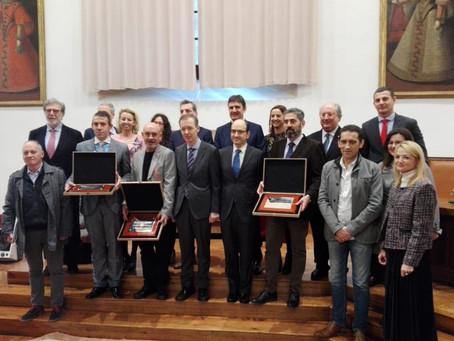 Premio de la Junta de Castilla y León a nuestra labor en seguridad laboral