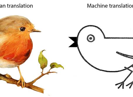 11 raisons pour lesquelles vous ne pouvez pas compter sur les traductions automatiques