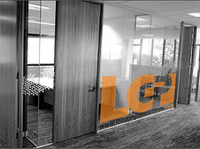 Londo Glass Partitions