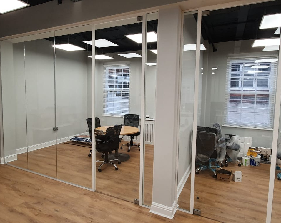 glass boardroom