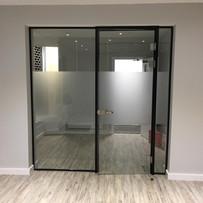 glass wall company london
