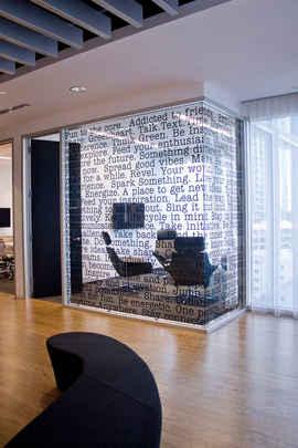 glass office company