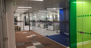 glass offices london