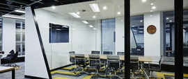 office partitions london