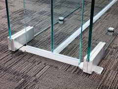 glass ironmongery