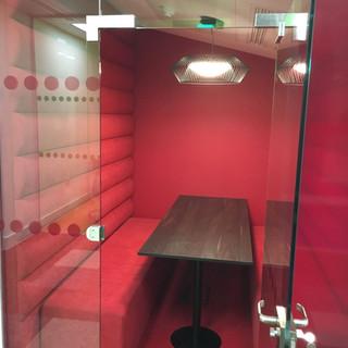 Frameless glass office London