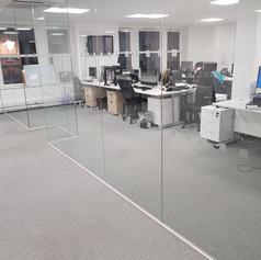 Office partition London