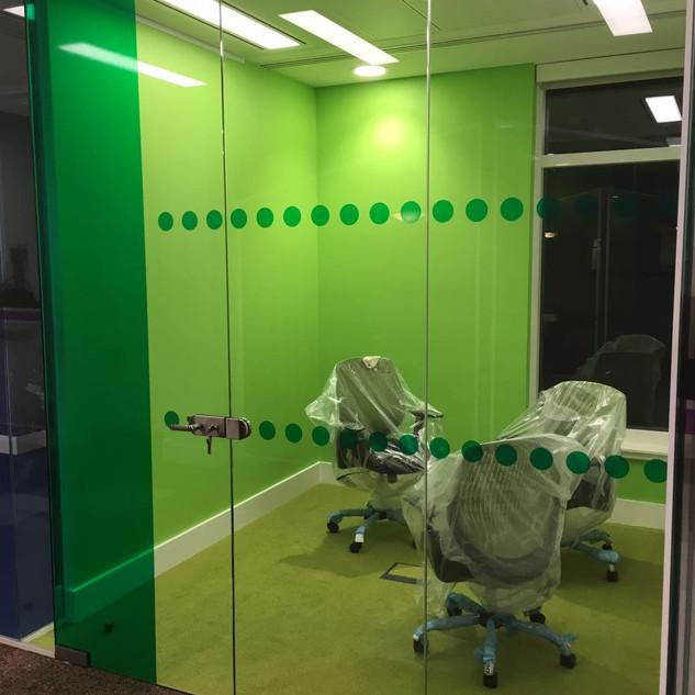 Glass meeting room company London