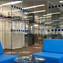 glass office partition company