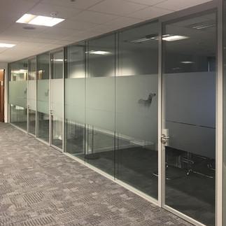glass wall company