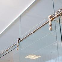 glass partiiton london