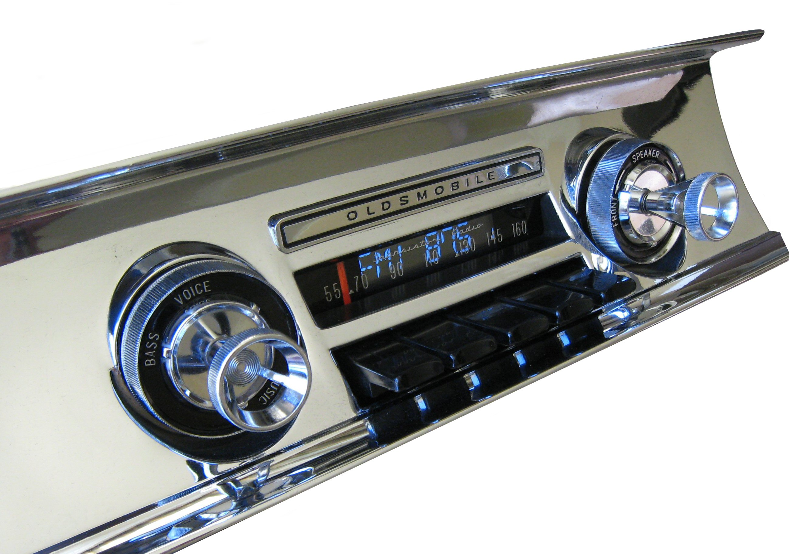 62 Oldsmobile after Conversion Radio on 2a.jpg