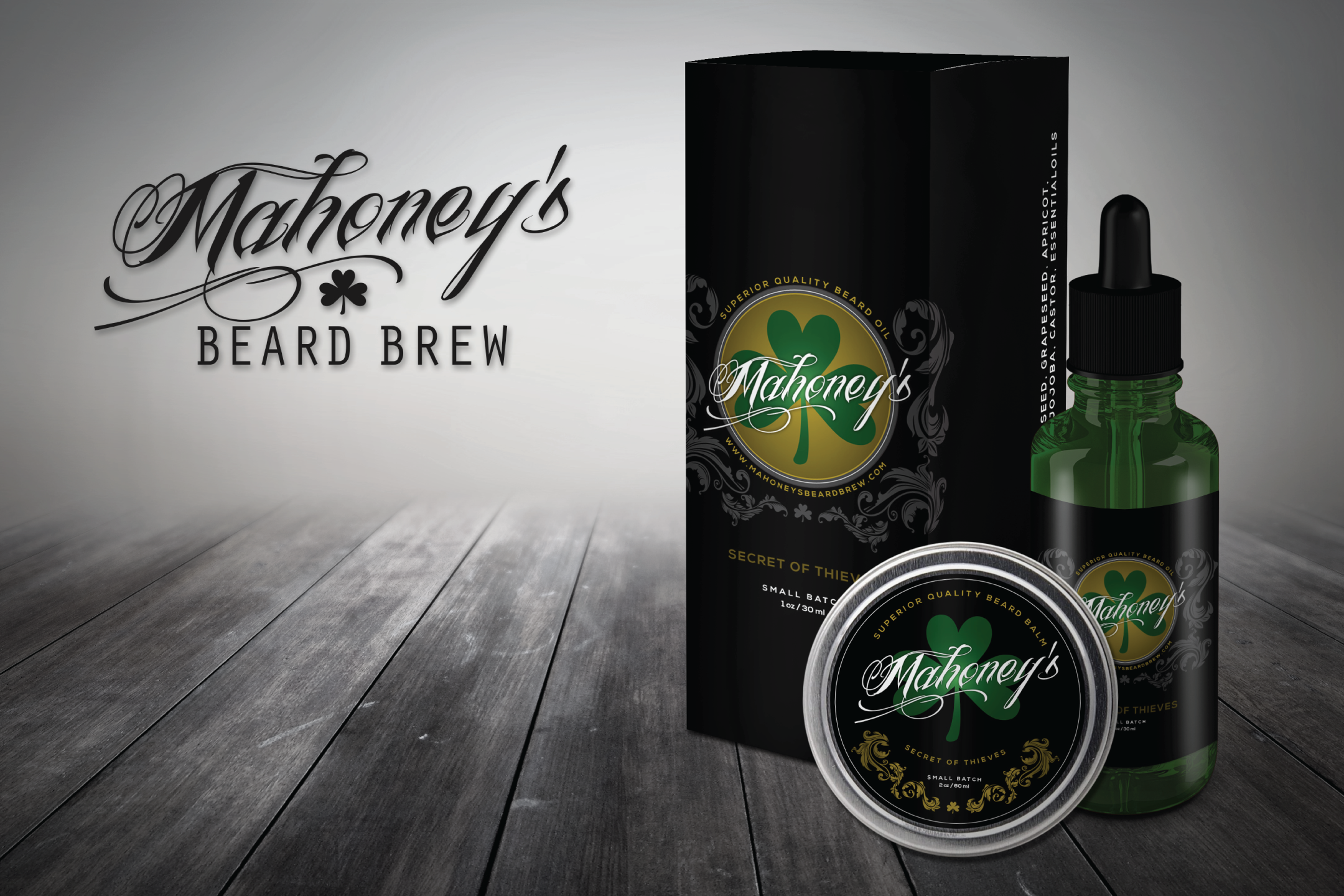 Mahoney's Beard Brew