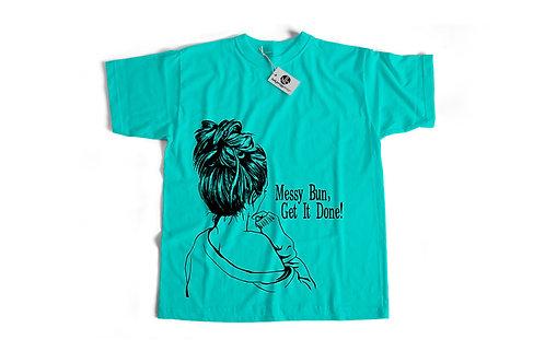"""Messy Bun"" T-Shirt"