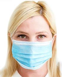 3-ply Medical Mask ASTM Level 1