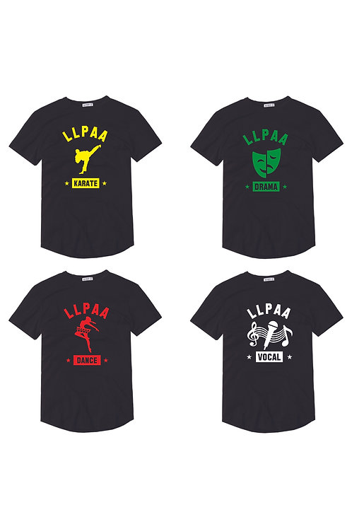 LLPAA - Demonstration Shirts