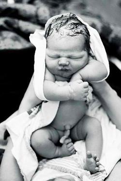 Birth of a New Born