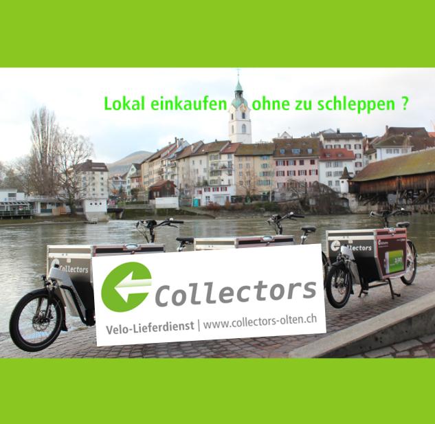 Collectors Velo-Hauslieferdienst Olten