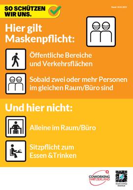 Regeln zur Maskenpflicht ab dem 18.01.2021