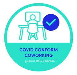 Coworking Space Covid Conform