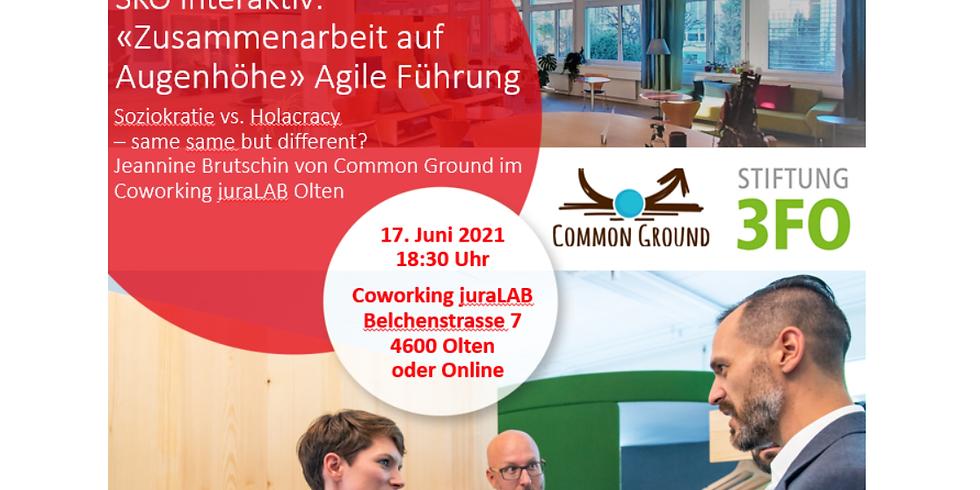 SKO interaktiv > Workshop Agile Führung