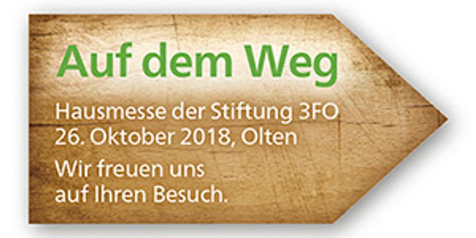 Stiftung 3FO > Hausmesse 2018