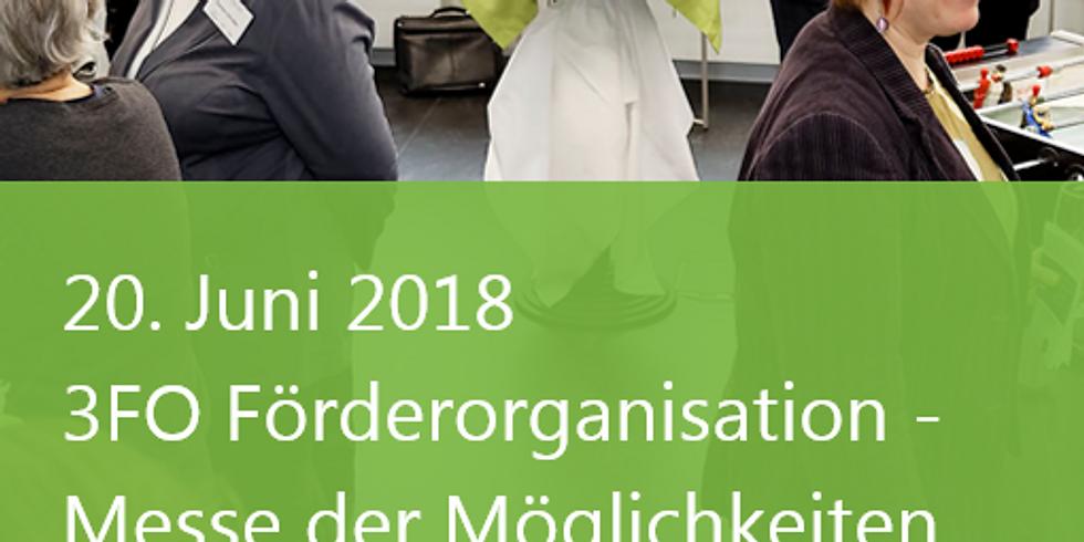 3FO Förderorganisation > Messe der Möglichkeiten
