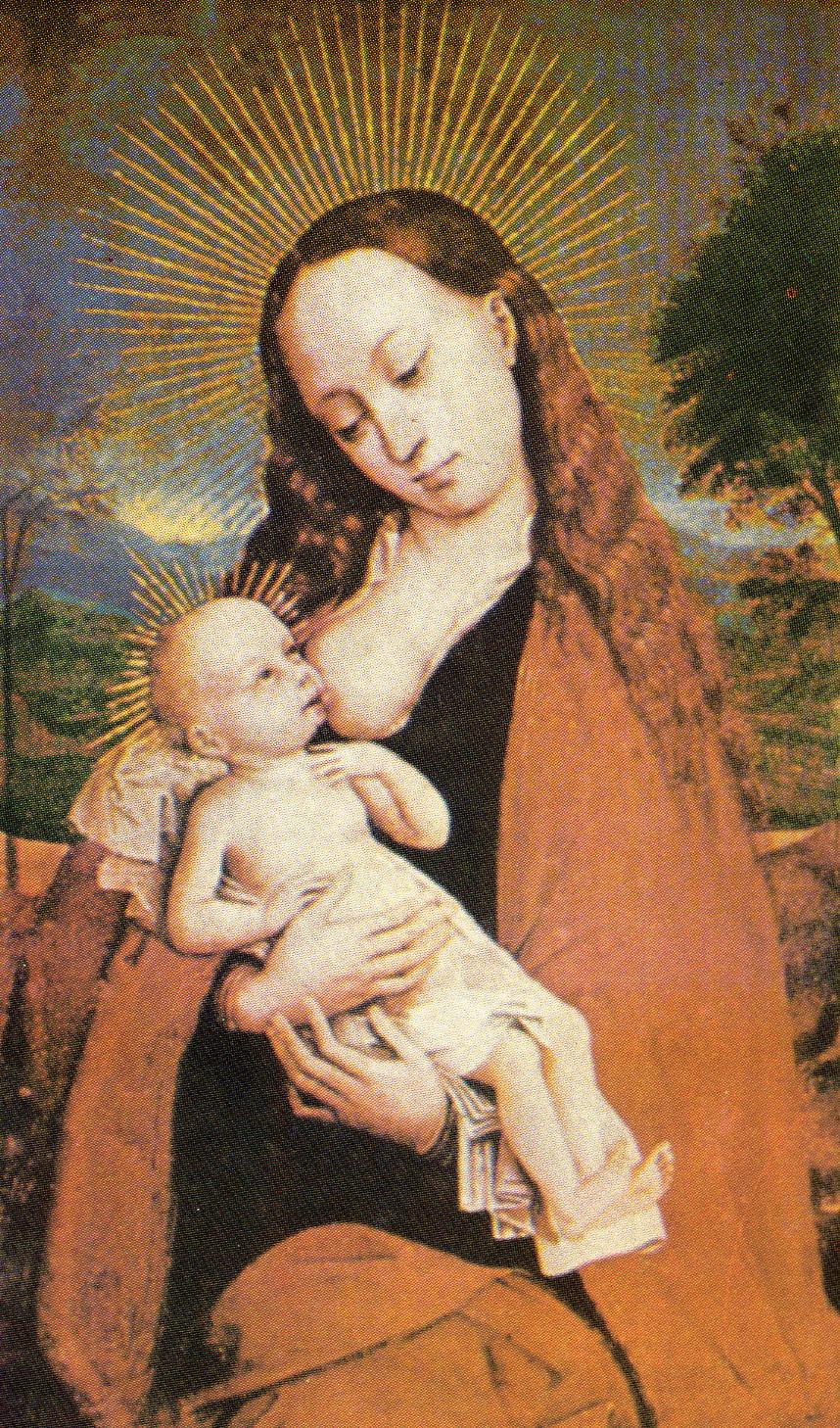 Virgen de Belen (Pintura Original)