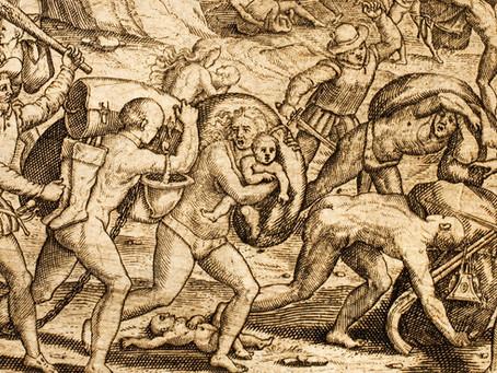 De las encomiendas a la esclavitud (parte 2)