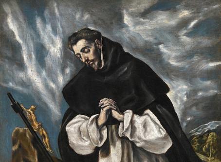 Los dominicos se guillaron con su monasterio