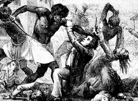 La primera rebelión negra en América fue en Puerto Rico