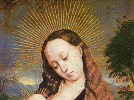Un chorro e' pillos se robaron a la Virgen