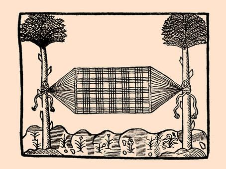 La primera descripción de la hamaca