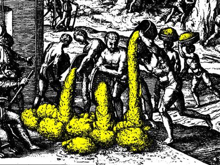 De las encomiendas a la esclavitud (parte 1)