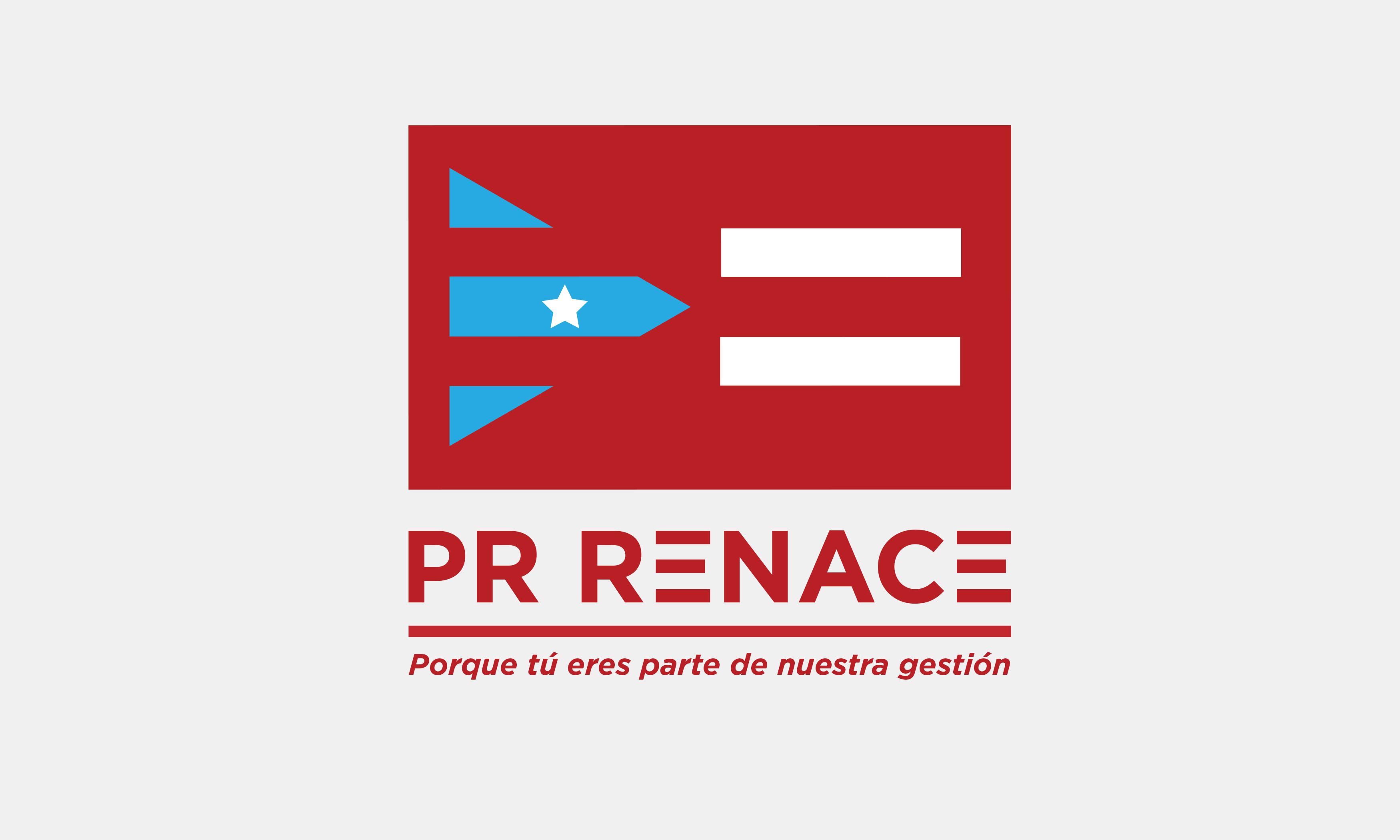 PR Renace Logo