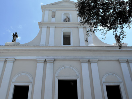 San Juan en 1598