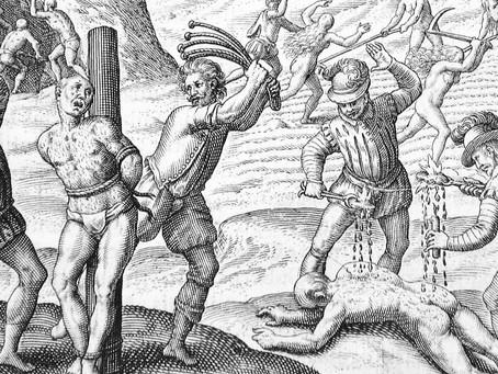 Sobre las encomiendas y la esclavitud