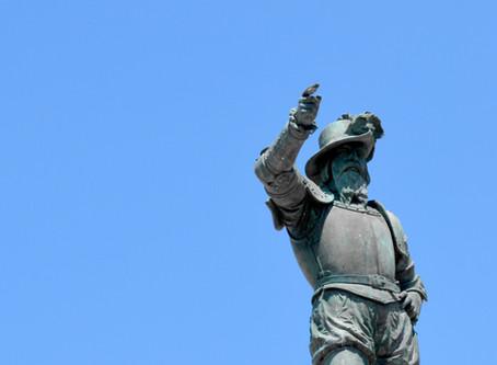 Juan Ponce de León murió por chismoso