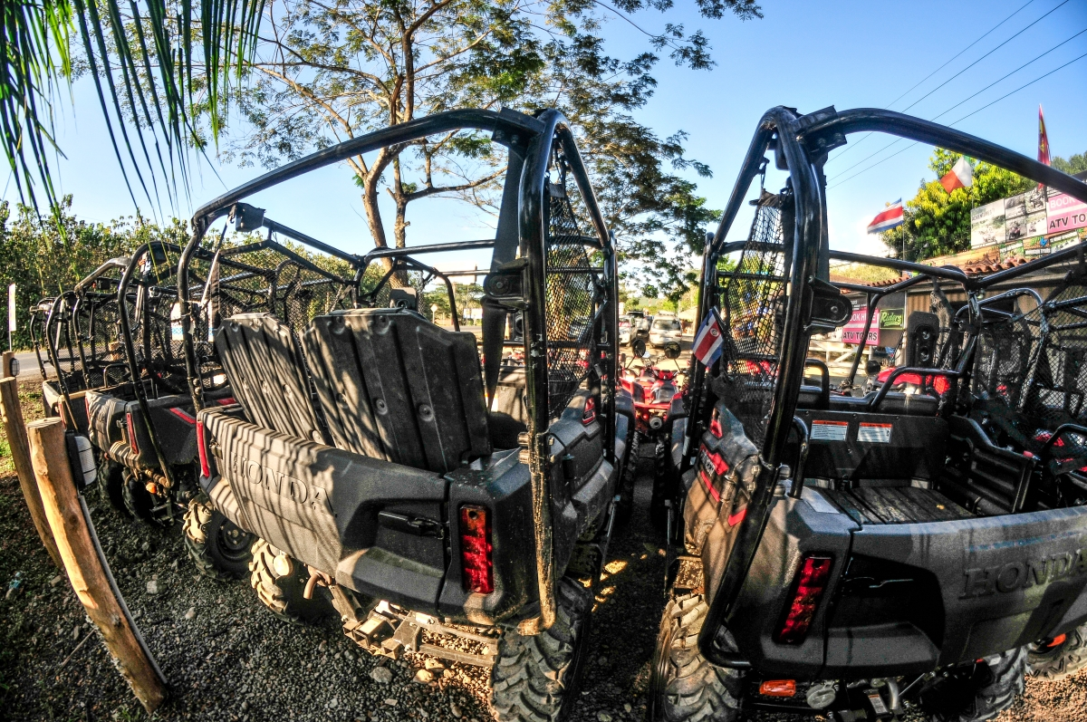 Best ATV & Buggy Tours in Costa Rica
